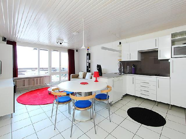 Holiday in mountain resort 3 room apartment 6 people (2) - Neige d'Or - Tignes - Accommodation