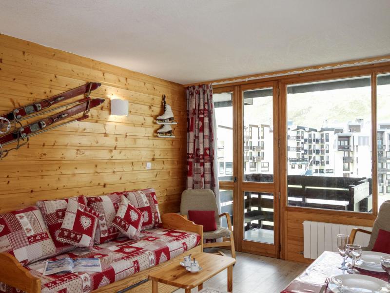 Vakantie in de bergen Appartement 1 kamers 4 personen (1) - Neige d'Or - Tignes