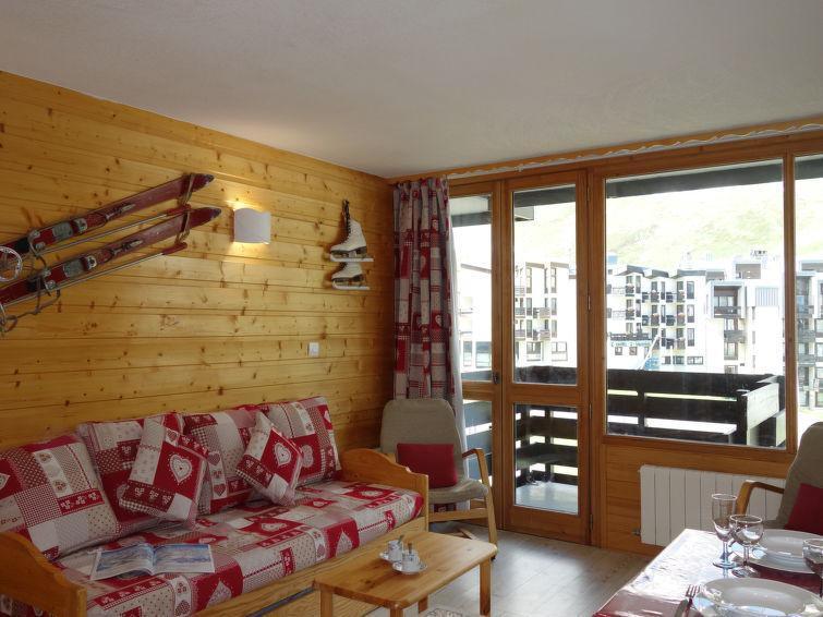 Vakantie in de bergen Appartement 1 kamers 4 personen (1) - Neige d'Or - Tignes - Verblijf
