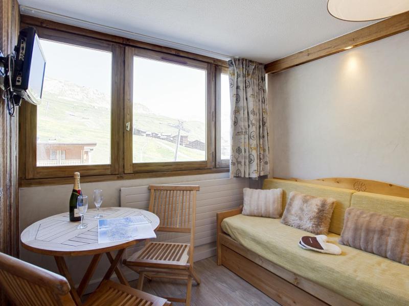 Vacaciones en montaña Apartamento 1 piezas para 2 personas (3) - Palafour - Tignes - Alojamiento