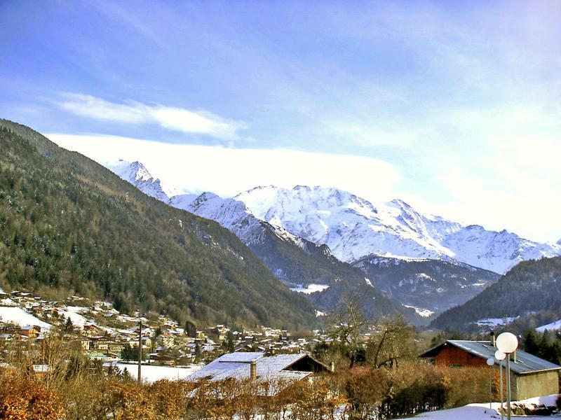 Urlaub in den Bergen Parc du Mont Joly - Saint Gervais