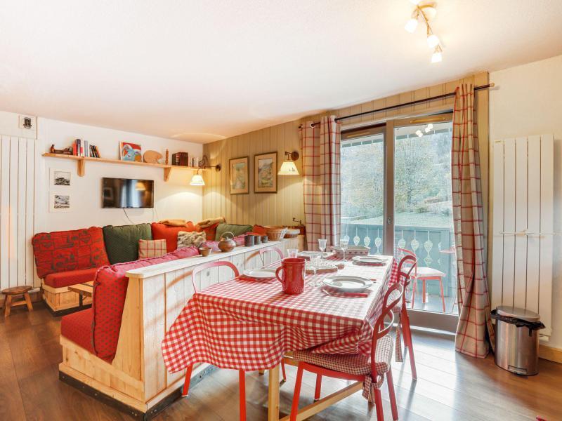 Vakantie in de bergen Appartement 3 kamers 5 personen (2) - Parc du Mont Joly - Saint Gervais - Verblijf