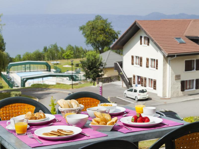 Holiday in mountain resort 2 room apartment 4 people (11) - Park & Suites Evian-Lugrin - Thollon les Memises - Accommodation