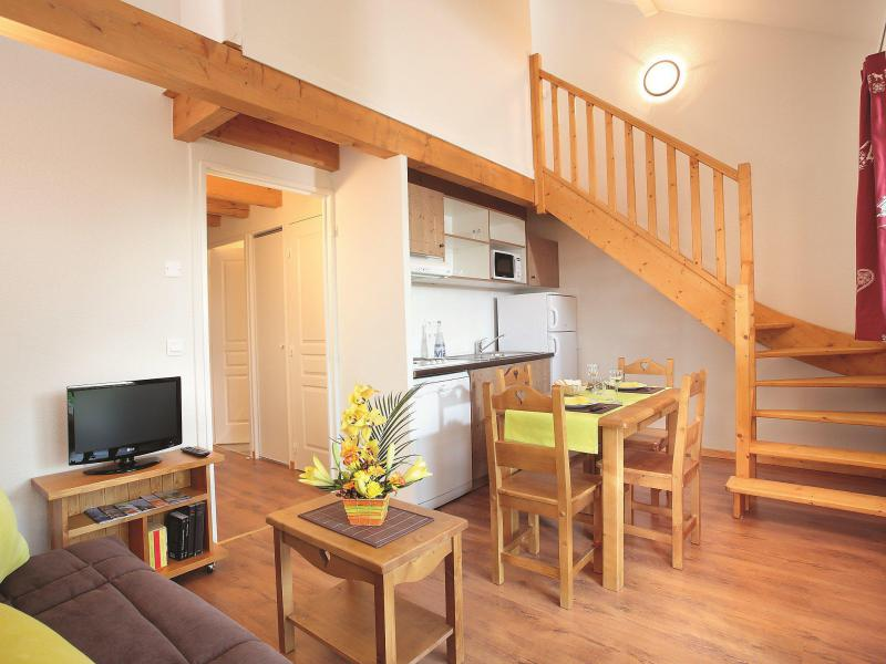 Holiday in mountain resort 2 room apartment 4 people (17) - Park & Suites Evian-Lugrin - Thollon les Memises - Accommodation