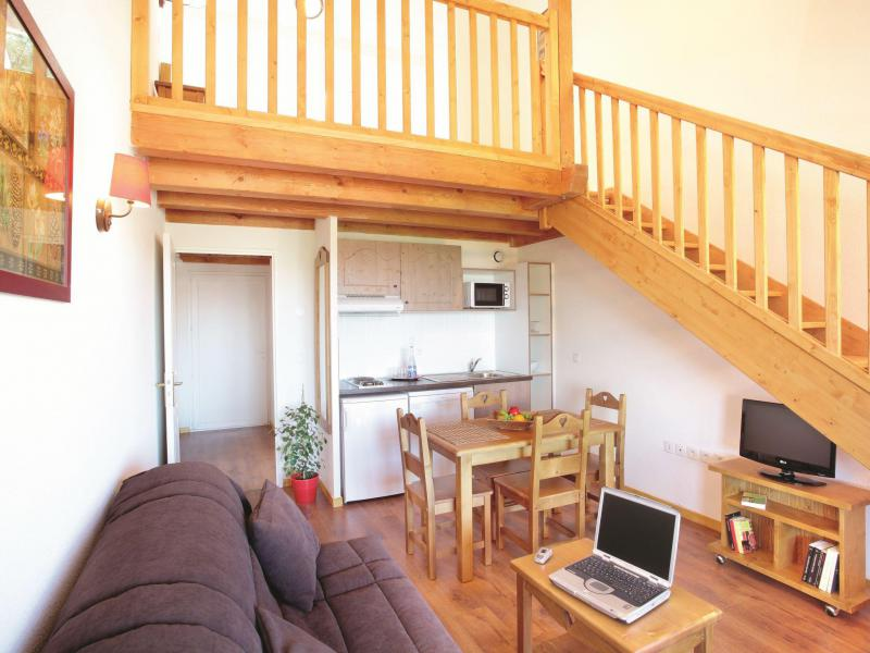 Holiday in mountain resort 2 room apartment 4 people (20) - Park & Suites Evian-Lugrin - Thollon les Memises - Accommodation