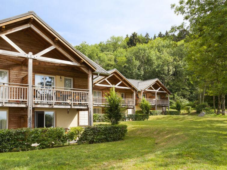 Holiday in mountain resort Park & Suites Evian-Lugrin - Thollon les Memises - Summer outside