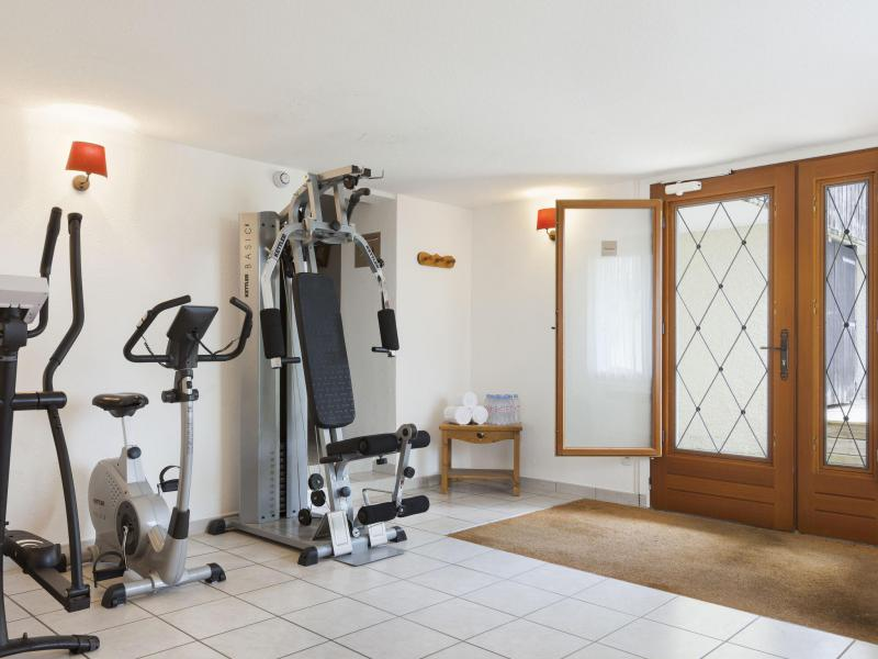 Holiday in mountain resort Park & Suites Evian-Lugrin - Thollon les Memises