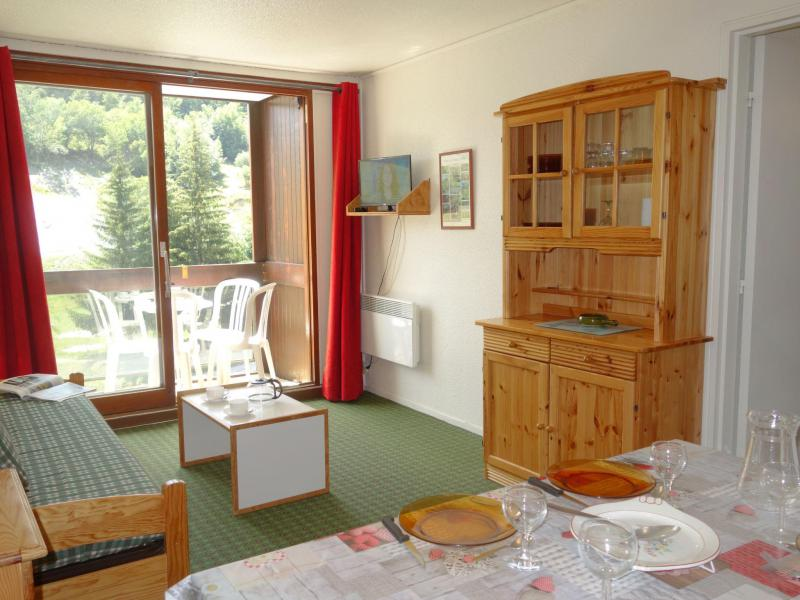 Holiday in mountain resort 1 room apartment 4 people (3) - Pégase Phénix - Le Corbier - Accommodation