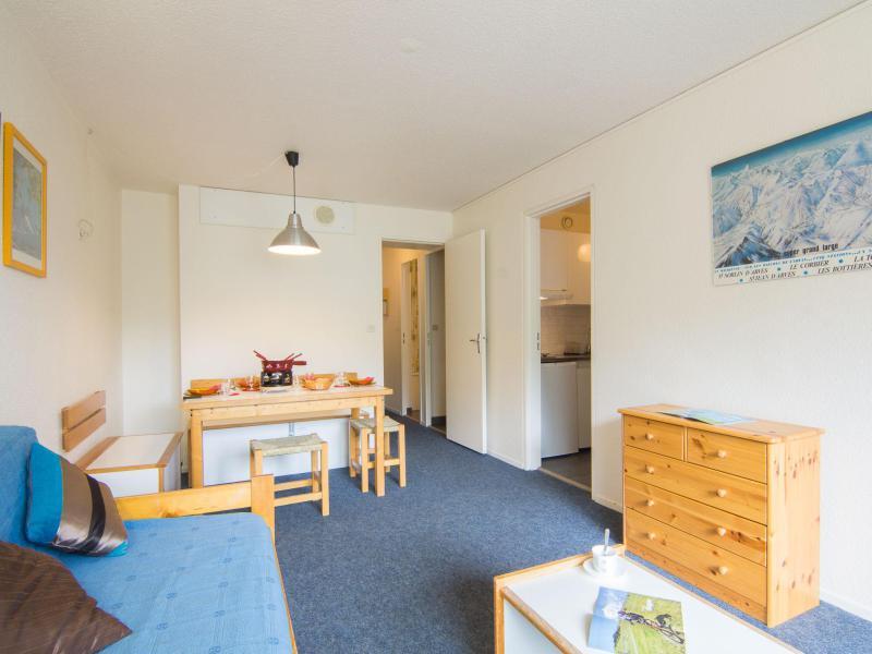 Vakantie in de bergen Appartement 1 kamers 4 personen (7) - Pégase Phénix - Le Corbier