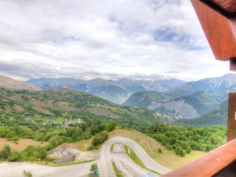 Vakantie in de bergen Appartement 1 kamers 4 personen (1) - Pégase Phénix - Le Corbier - Verblijf