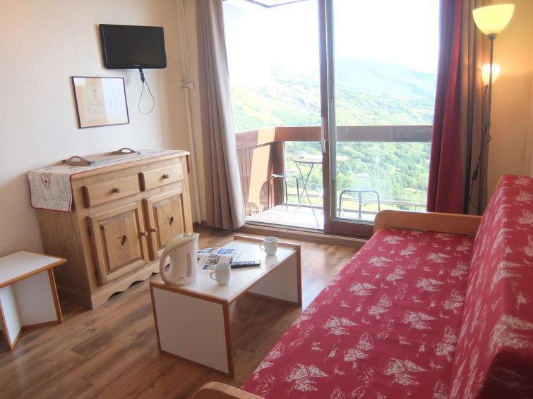 Vakantie in de bergen Appartement 1 kamers 4 personen (44) - Pégase Phénix - Le Corbier - Verblijf