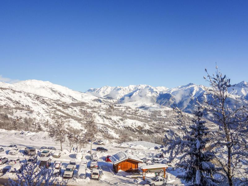 Vakantie in de bergen Appartement 1 kamers 4 personen (55) - Pégase Phénix - Le Corbier - Verblijf