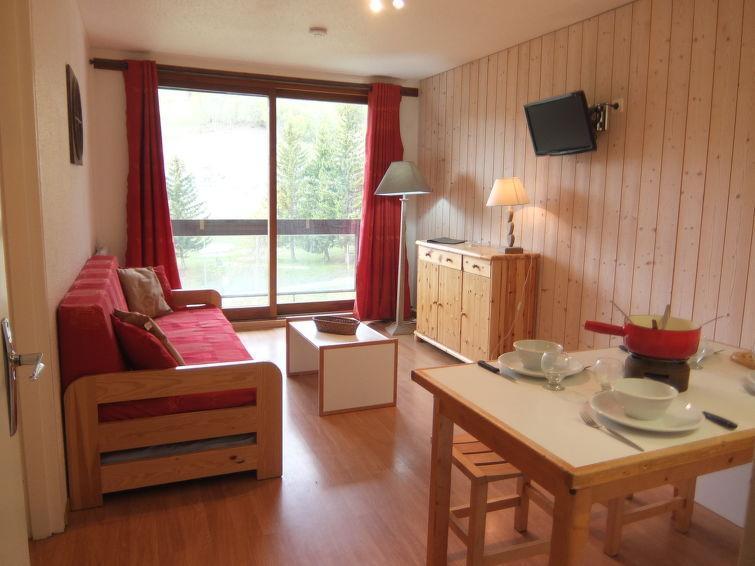Vakantie in de bergen Appartement 1 kamers 4 personen (6) - Pégase Phénix - Le Corbier - Verblijf