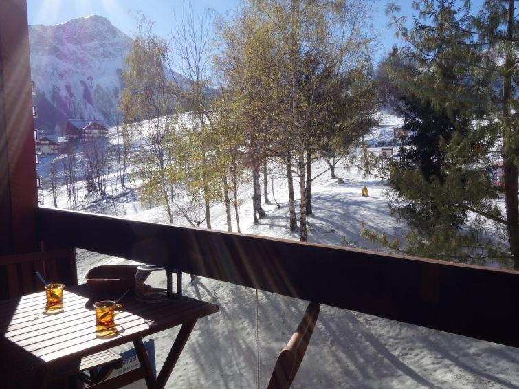Vakantie in de bergen Appartement 1 kamers 4 personen (65) - Pégase Phénix - Le Corbier - Verblijf