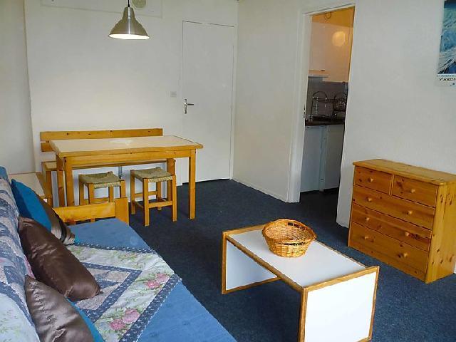 Vakantie in de bergen Appartement 1 kamers 4 personen (7) - Pégase Phénix - Le Corbier - Verblijf