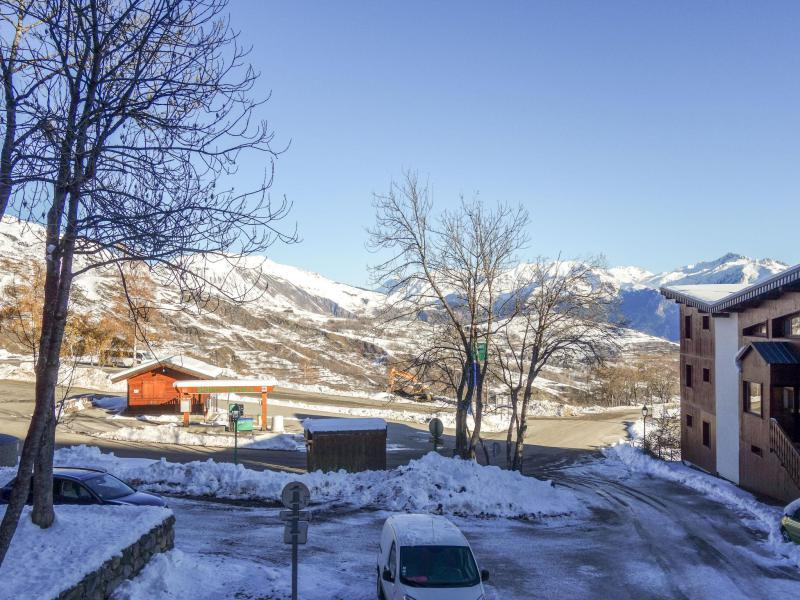 Vakantie in de bergen Appartement 1 kamers 5 personen (70) - Pégase Phénix - Le Corbier - Verblijf