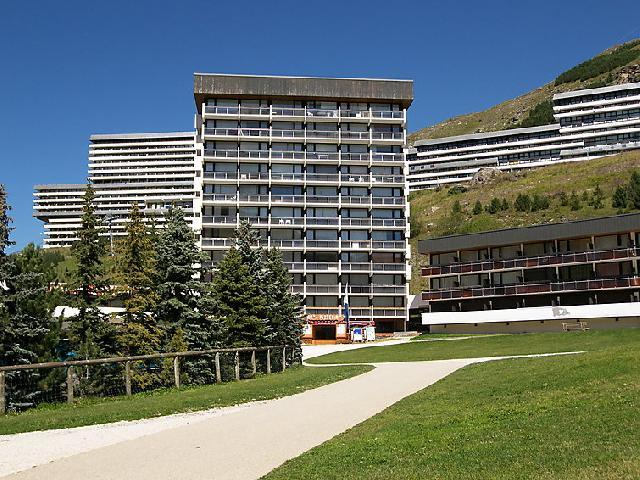 Holiday in mountain resort 3 room apartment 7 people (1) - Pelvoux - Les Menuires - Summer outside