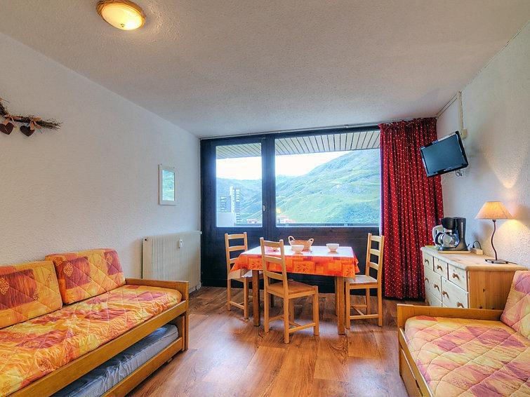 Holiday in mountain resort 1 room apartment 3 people (2) - Pelvoux - Les Menuires - Summer outside