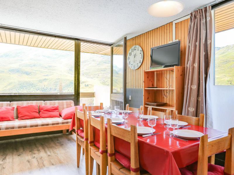 Vakantie in de bergen Appartement 3 kamers 7 personen (1) - Pelvoux - Les Menuires - Verblijf