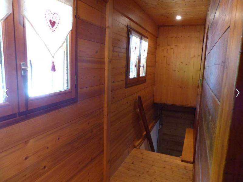 Vacaciones en montaña Chalet 3 piezas para 3 personas - Petit Chalet - Le Grand Bornand