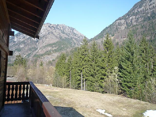 Holiday in mountain resort 3 room chalet 6 people (1) - Pierre Blanche - Les Houches - Accommodation