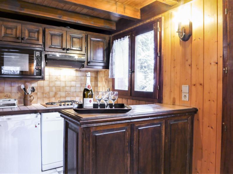 Vakantie in de bergen Chalet 3 kamers 6 personen (1) - Pierre Blanche - Les Houches