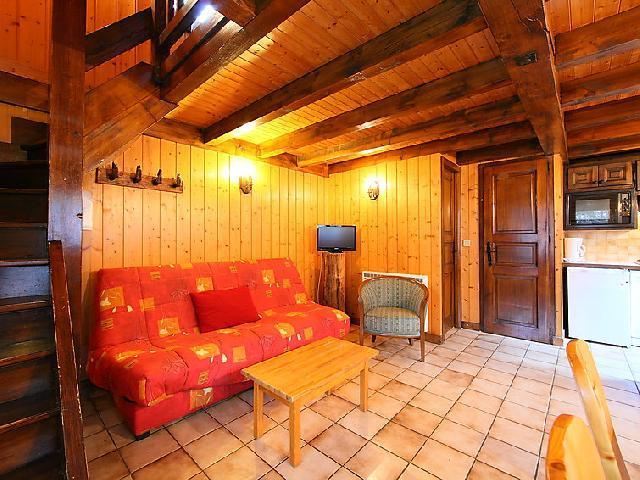 Vakantie in de bergen Chalet 3 kamers 6 personen (1) - Pierre Blanche - Les Houches - Verblijf