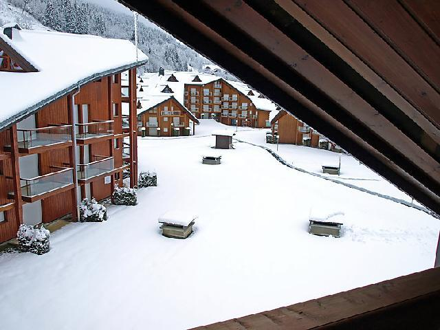 Holiday in mountain resort 1 room apartment 4 people (12) - Pierres Blanches F et H - Les Contamines-Montjoie - Accommodation