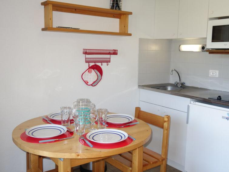 Holiday in mountain resort 1 room apartment 4 people (8) - Pierres Blanches F et H - Les Contamines-Montjoie - Accommodation