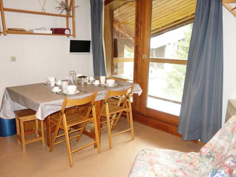 Holiday in mountain resort 2 room apartment 6 people (10) - Pierres Blanches F et H - Les Contamines-Montjoie - Accommodation