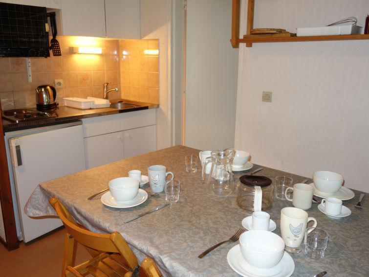 Vakantie in de bergen Appartement 2 kamers 6 personen (10) - Pierres Blanches F et H - Les Contamines-Montjoie - Verblijf