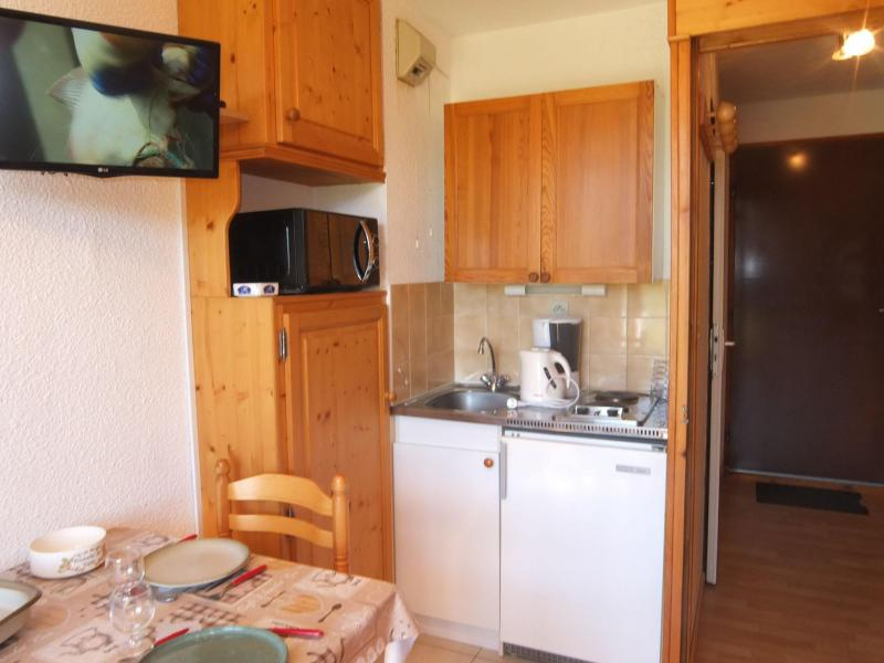Holiday in mountain resort 1 room apartment 3 people (3) - Plein Soleil - La Toussuire - Accommodation