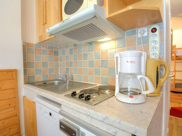 Holiday in mountain resort 1 room apartment 4 people (6) - Plein Soleil - Tignes - Accommodation