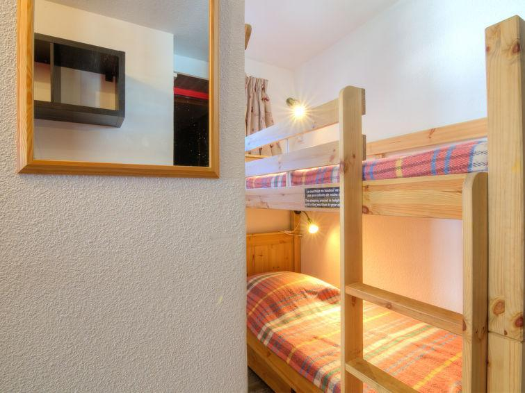 Holiday in mountain resort 1 room apartment 4 people (9) - Plein Soleil - Tignes - Accommodation