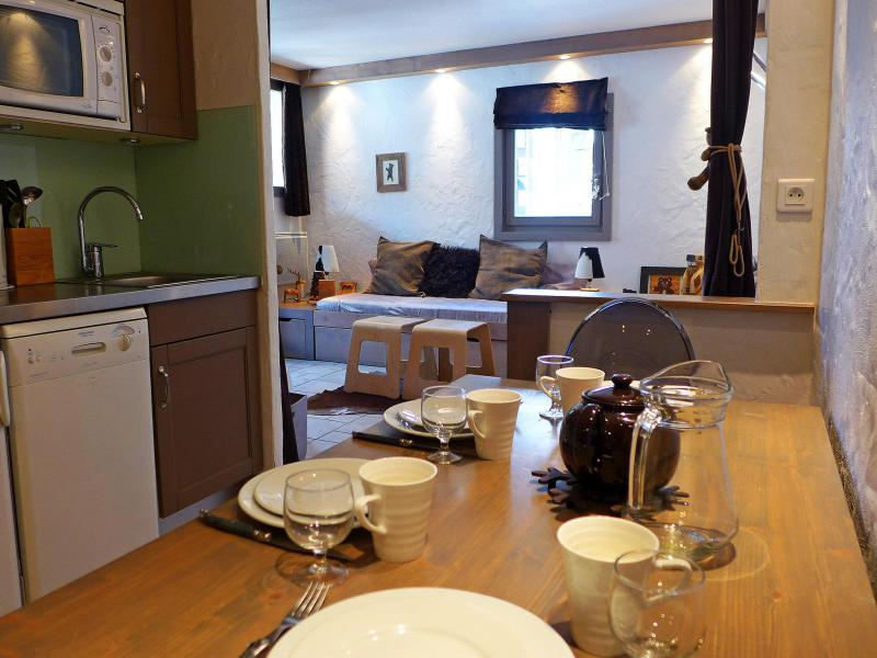 Holiday in mountain resort 2 room apartment 4 people (3) - Plein Soleil - Tignes - Accommodation