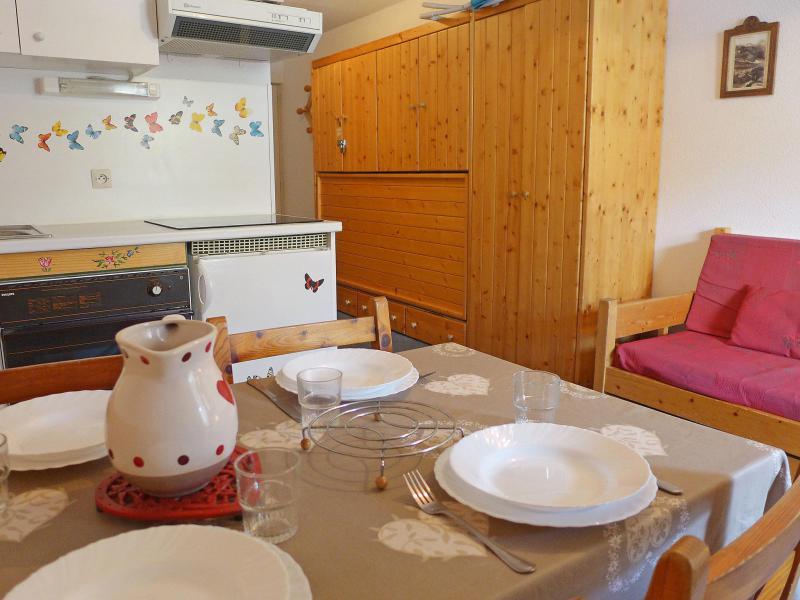 Vakantie in de bergen Appartement 1 kamers 5 personen (5) - Plein Soleil - Tignes