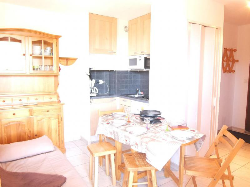 Holiday in mountain resort 2 room apartment 4 people (1) - Plein Soleil - La Toussuire - Summer outside