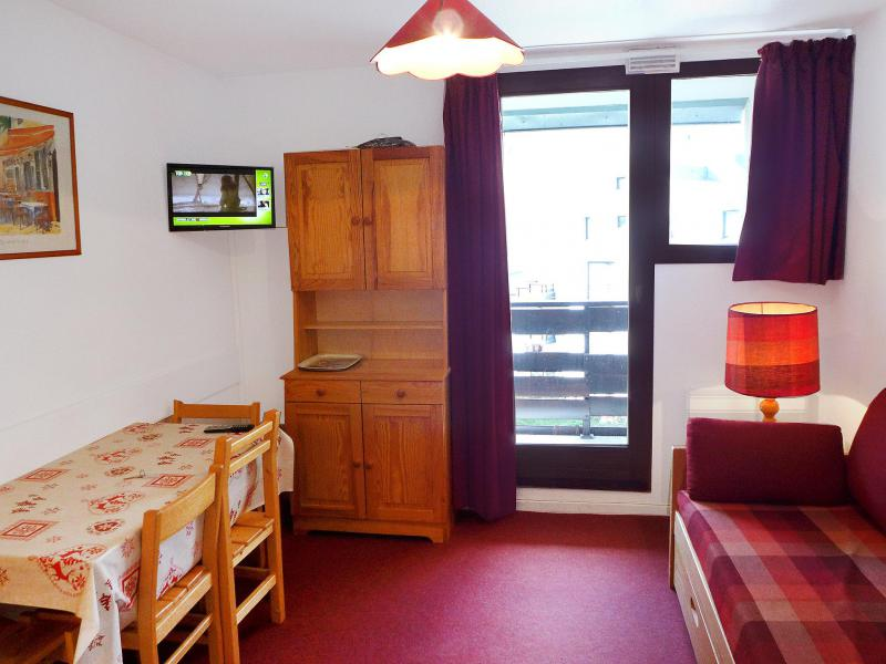 Holiday in mountain resort 1 room apartment 4 people (1) - Plein Soleil - Tignes - Summer outside