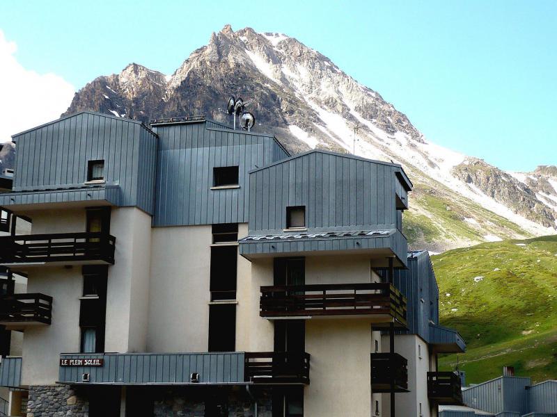 Holiday in mountain resort Plein Soleil - Tignes - Summer outside