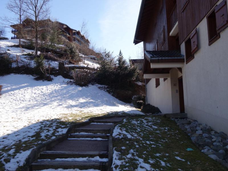 Vacaciones en montaña Pointe des Aravis - Saint Gervais