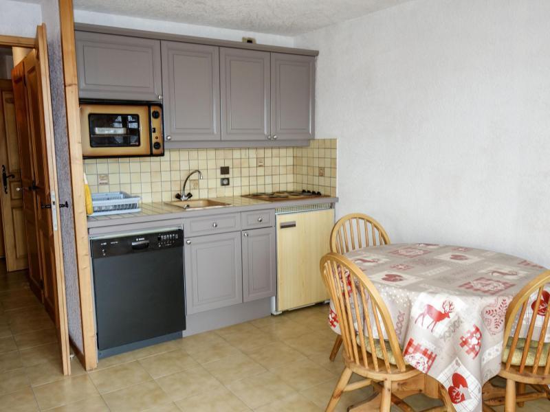 Wakacje w górach Apartament 1 pokojowy 4 osób (4) - Pointe des Aravis - Saint Gervais
