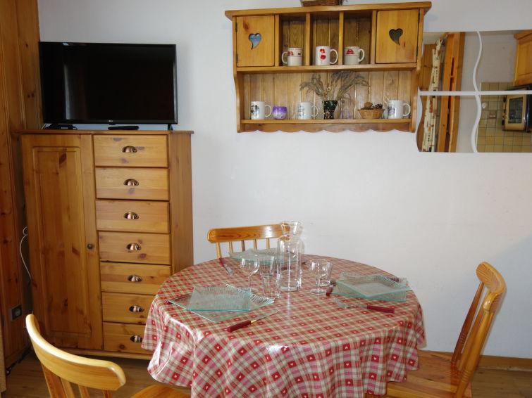 Wakacje w górach Apartament 1 pokojowy 3 osób (3) - Pointe des Aravis - Saint Gervais - Zakwaterowanie