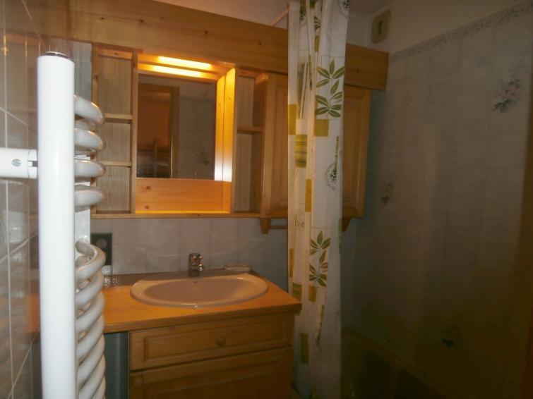 Wakacje w górach Apartament 1 pokojowy 4 osób (4) - Pointe des Aravis - Saint Gervais - Zakwaterowanie
