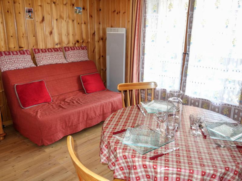 Vacaciones en montaña Apartamento 1 piezas para 3 personas (3) - Pointe des Aravis - Saint Gervais - Alojamiento