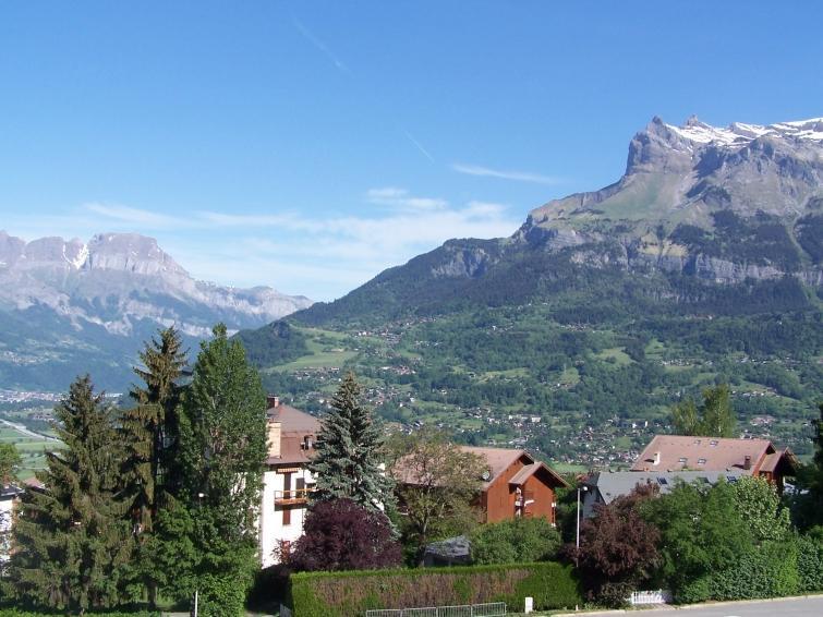 Vacaciones en montaña Apartamento 1 piezas para 4 personas (4) - Pointe des Aravis - Saint Gervais - Alojamiento