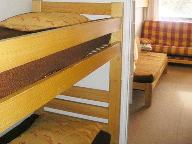 Holiday in mountain resort 1 room apartment 4 people (1) - Prairial - Megève - Accommodation