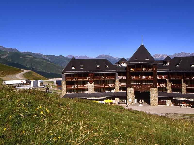 Location au ski Privilège - Peyragudes - Extérieur été