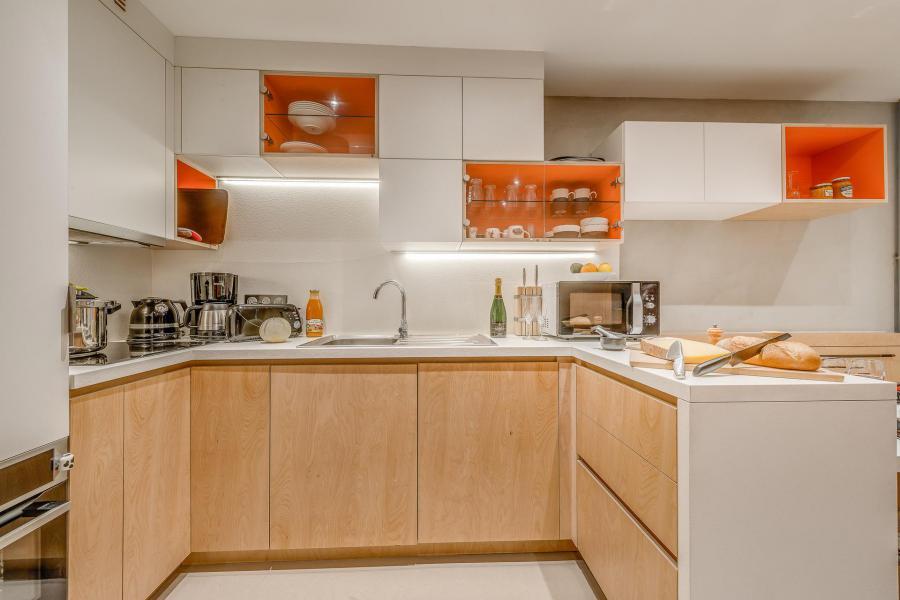 Wakacje w górach Apartament 2 pokojowy kabina 5 osób (B15P) - Résidence 2100 B - Tignes - Zakwaterowanie