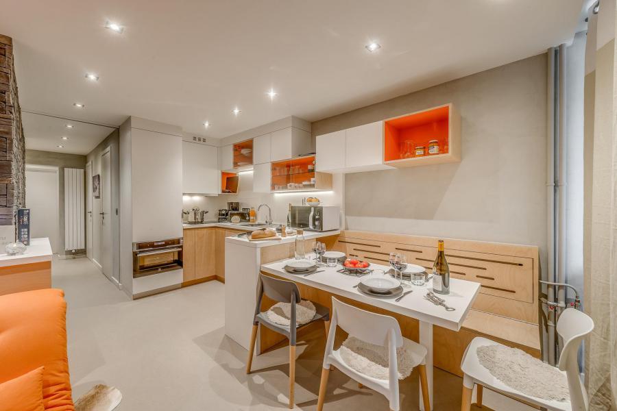Wakacje w górach Apartament 2 pokojowy kabina 5 osób (B15P) - Résidence 2100 B - Tignes - Pokój gościnny