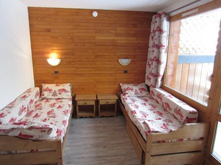 Holiday in mountain resort Studio 4 people (506) - Résidence 3000 - La Plagne